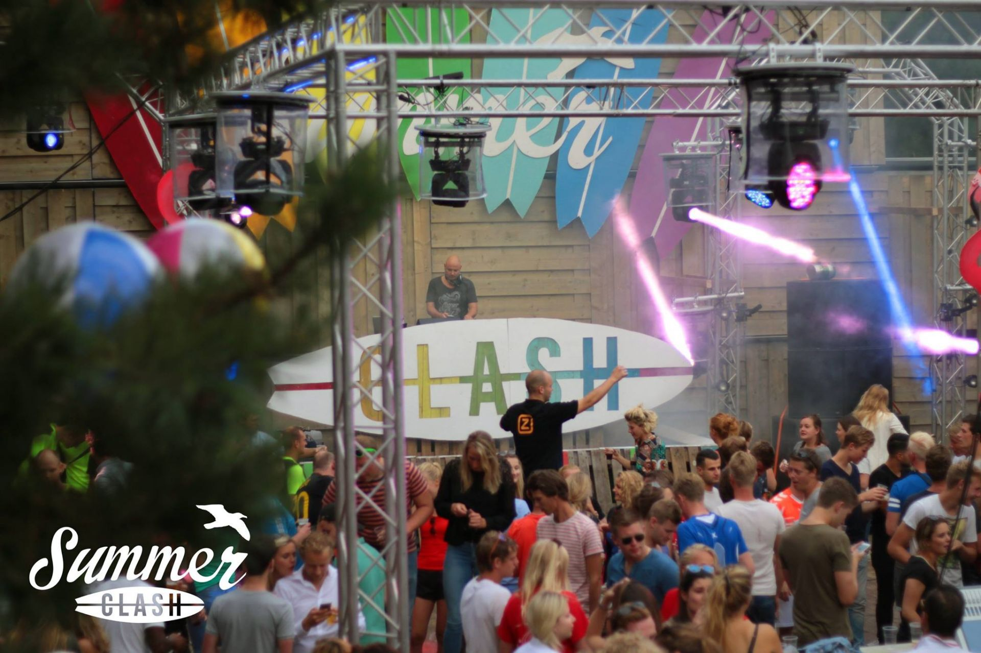 Update: Foto's SummerClash 2017 online!