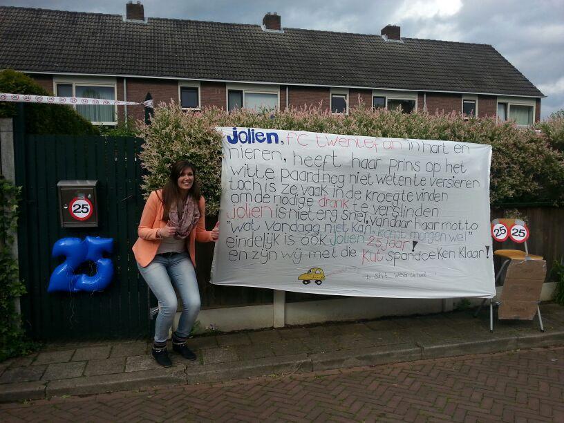 New Halve Sarah voor Jolien Visschedijk   Nieuws   Nieuws uit Delden  #YJ38