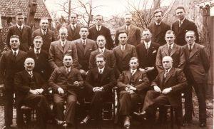 De geschiedenis van Delden in Beeld - Deldens mannenkoor