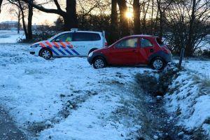 Vrouw gewond bij eenzijdig ongeval net buiten Delden