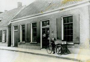 De geschiedenis van Delden in beeld - Albert Wijvekate omstreeks 1925