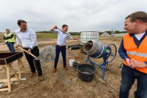 Afdichten voormalige stortplaats 't Rikkerink in Ambt Delden van start