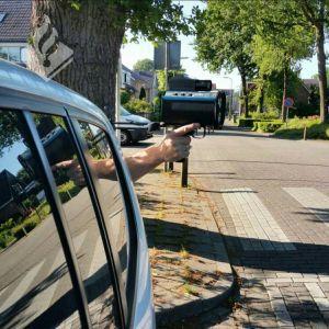 Tweede snelheidscontrole Vossenbrinkweg Delden levert 1 bekeuring op
