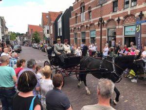 Update: Foto's 50 koetsen Koets'n Keerls in Delden online!