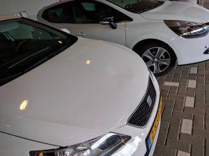 Vernieling auto aan Emmastraat in Delden