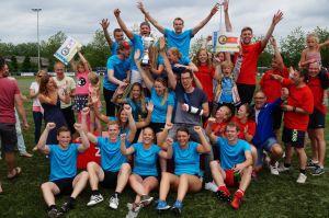 Deldense Sportweek in haar nopjes met vol deelnemersveld