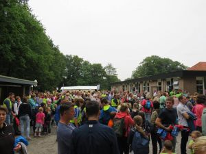 Dag 4 Deldense Wandel4daagse: 'Geweldige avond in Deldenerbroek'