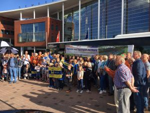 Komst Sportpark De Mors flinke stap dichterbij na unanieme steun gemeenteraad