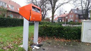 Fors minder vuurwerkschade in gemeente Hof van Twente