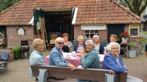 Jubilea en afscheid bij Seniorensoos 'De Wieken' in Delden