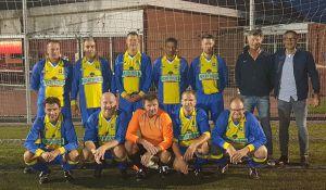 Prima debuut voor 35-plussers SV Delden