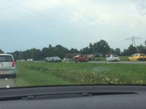 Meerdere auto's betrokken bij ongeval tussen Delden en Goor