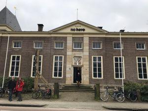 Meesterkok Lars van Galen chef museum No Hero Delden