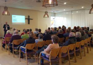 Gezondheidscentrum Delden presenteert zich met bijeenkomst over mantelzorg
