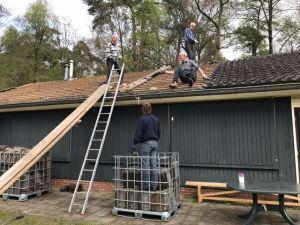 Renovatie clubgebouw IJsclub Delden op schema