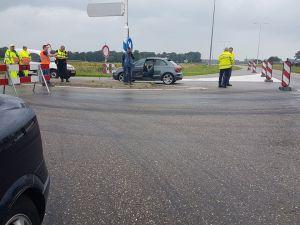 Drie auto's beschadigd bij ongeluk in Delden