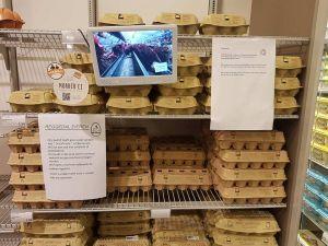 Vooral vragen inwoners Delden over eieren in supermarkten