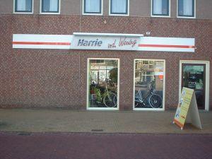 Harrie van der Woning Tweewielers verhuist naar Peperkampweg