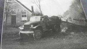 De geschiedenis van Delden in beeld- Aanleg Spoorsloot begin jaren 50