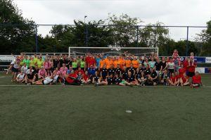 Sfeer, sportiviteit, strijd en samenwerking maken Deldense Sportweek tot succes