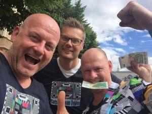 Ingezonden: Fantastisch avontuur voor Carbagerun Team-Delden