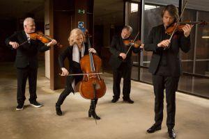 Brodsky Quartet te gast bij Delden Klassiek