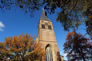 Kleuterkerk en oecumenische viering in Heilige Blasiuskerk