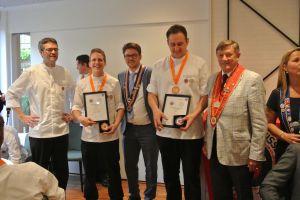 Sous Chef Carelshaven wint prestigieuze kookwedstrijd en gaat naar de wereldfinale in Taiwan
