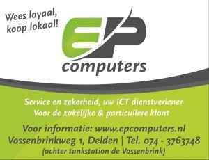 EP Computers Delden: Al ruim 10 jaar een begrip in Twente