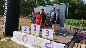 Edwin Geerdink schrijft Montferland Mountainbike Marathon op zijn naam
