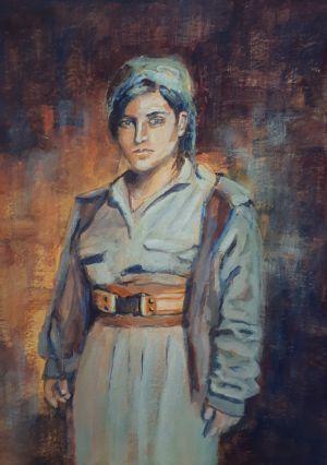 Expositie Deldense schilderijen in TMZ Almelo