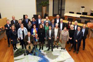 Oppositie wil raadsprogramma na plannen voortzetting coalitie CDA en VVD