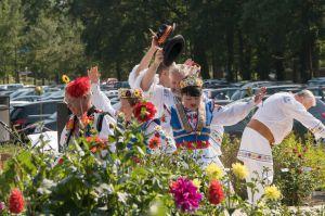 1200 bezoekers bij geslaagd Folklore Festival Wendezoele