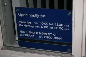 Politiesteunpunt Delden nu toch gesloten