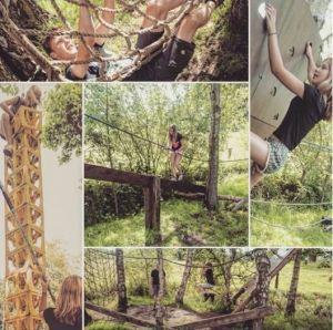 Deldense scouts vermaken zich op traditionele zomerkampen
