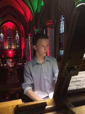 Orgelconcert tijdens de Streekmarkt op 5 augustus