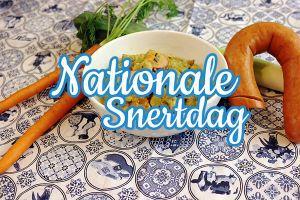 Eerste Nationale Snertdag bij 't Hoogspel in Delden