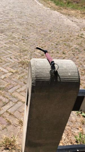 Sleutels gevonden aan Van Wassenaerweg Delden