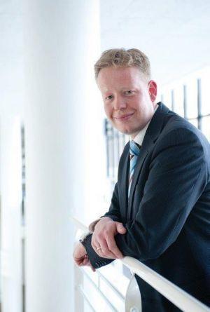 Dennis Lacroix per 1 september nieuwe gemeentesecretaris Hof van Twente