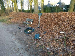 Update: Hangjongeren zorgen al maanden voor overlast bij Groene Brug Delden