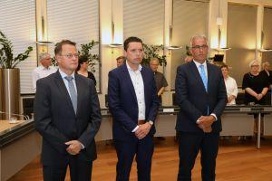 Wethouders Hof van Twente benoemd, gemeenteraad compleet
