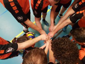 ​Heren Devoc winnen Hofderby van Markel-Up​