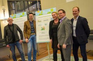 Ondertekening overeenkomst bouw kindcentrum Magenta Delden