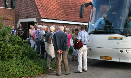 Accordeonvereniging De Optimisten viert 60-jarig jubileum