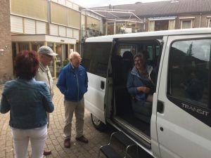 Boodschappenbus in Delden
