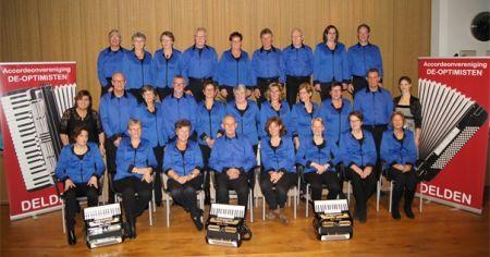 Najaarsconcert Deldense accordeonvereniging De Optimisten