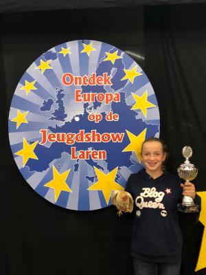 Marith Vrugteman uit Ambt Delden wederom Nederlands kampioen