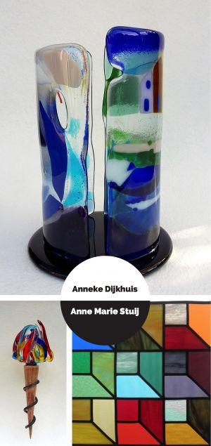 Succesvolle glasexpositie in het Zoutmuseum verlengd