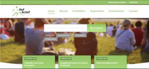 Website 'Hofactief' gelanceerd