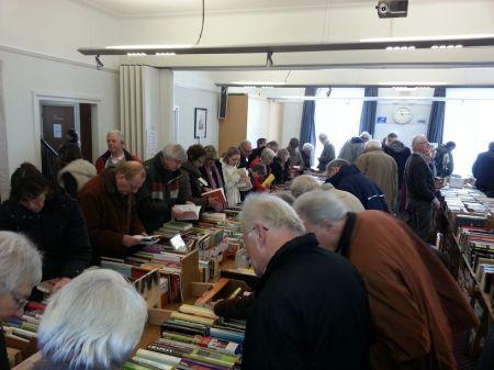 26e boekenmarkt Delden voor instandhouding Oude Blasiuskerk